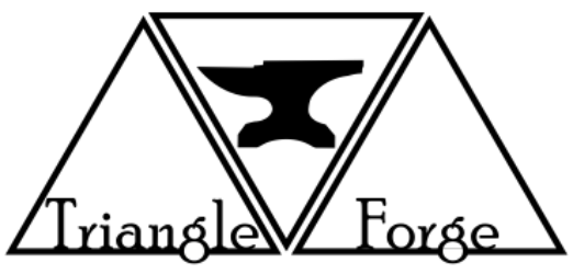 Triangle Forge Metal Art